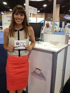 Miss Humblebee at ISTE Conference