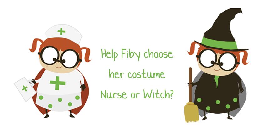 Fiby's Costume