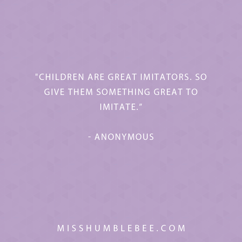 Children-are-great-imitators