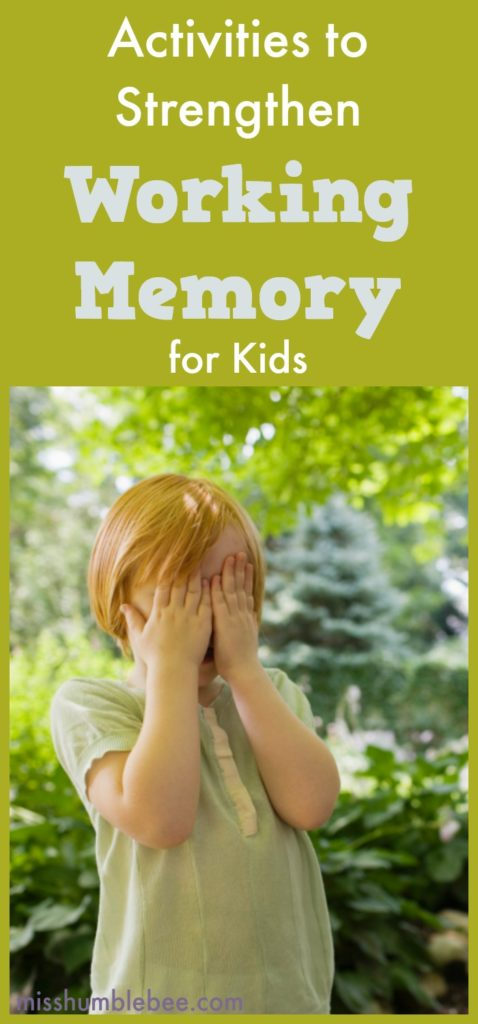 What is working memory, why is it important, and how can you improve it to help your child get ready for kindergarten? We have your answers.