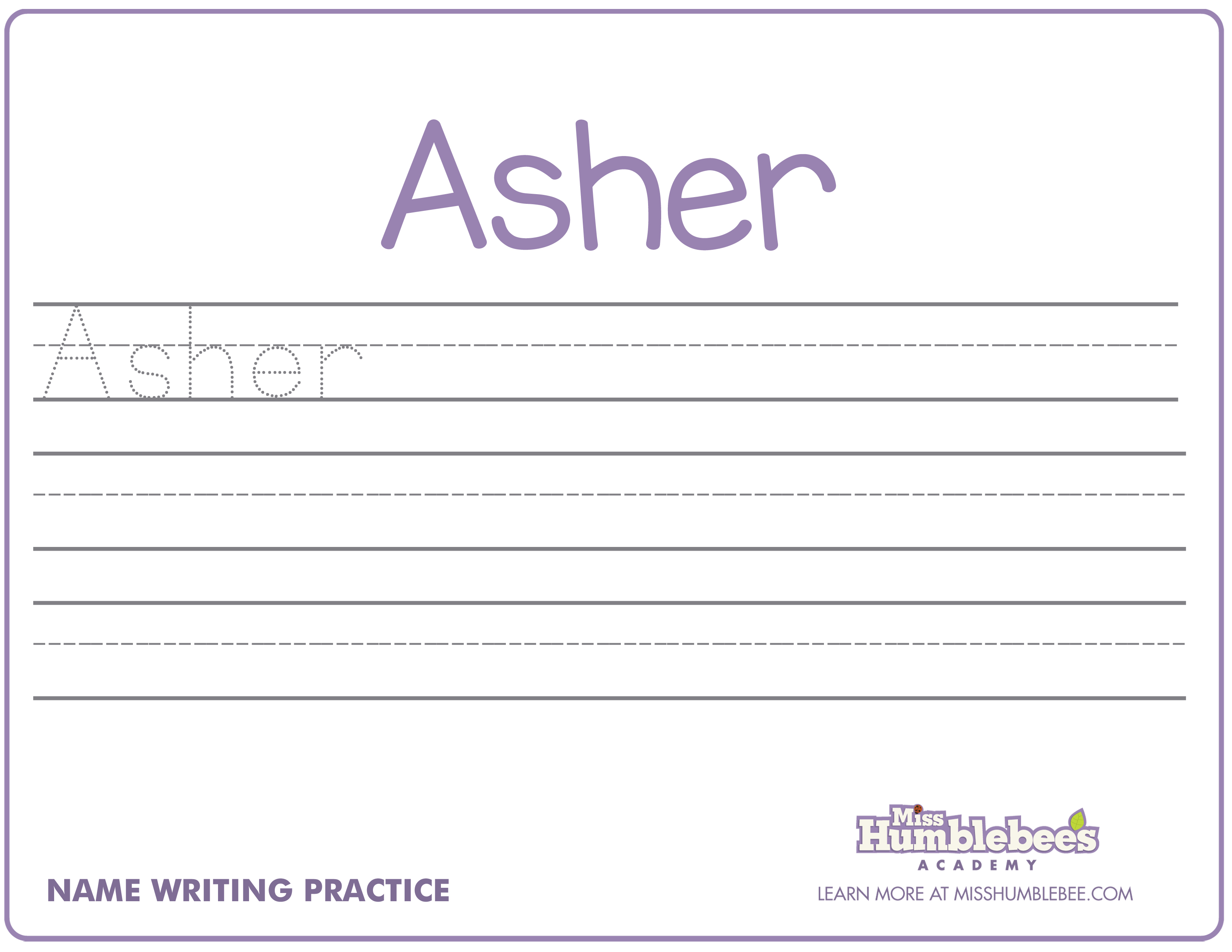 Printables Handwriting Worksheets Name preschool writing name worksheets free dotted tracing articles