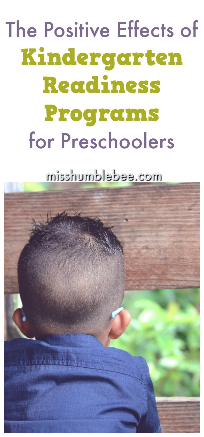 The future success of our children is developed in the crucial preschool years.