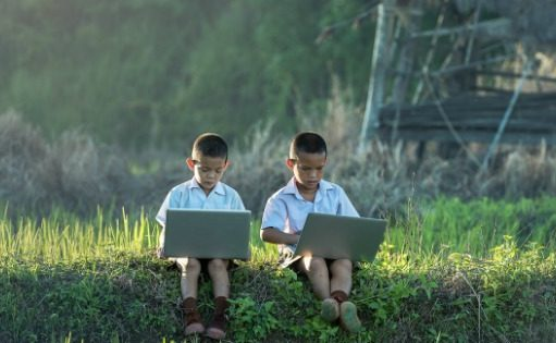 Technology use in kindergarten should be a part of the curriculum to prepare students to be socially-responsible citizens.