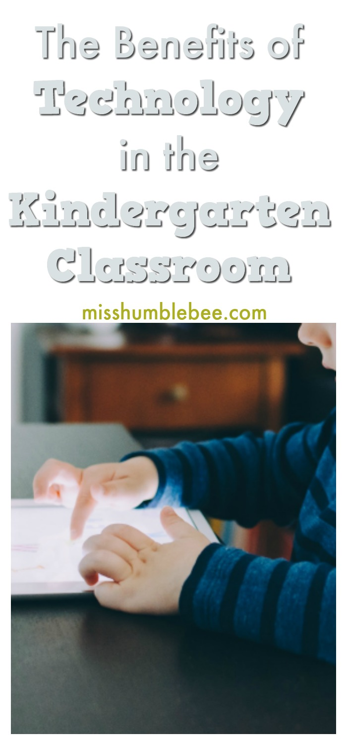 When used correctly, technology has many benefits for kids. These are some of the ways it can be used in a kindergarten classroom.