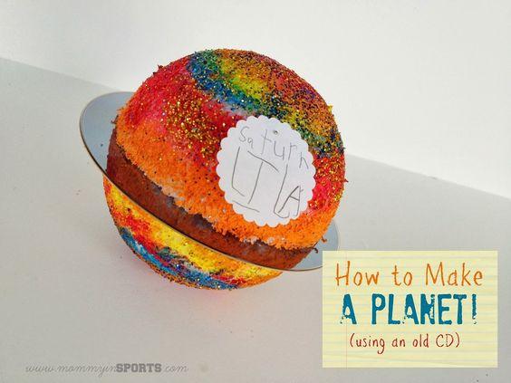 CD planet