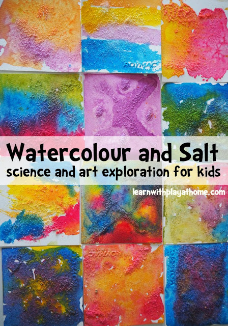Salt and Watercolour