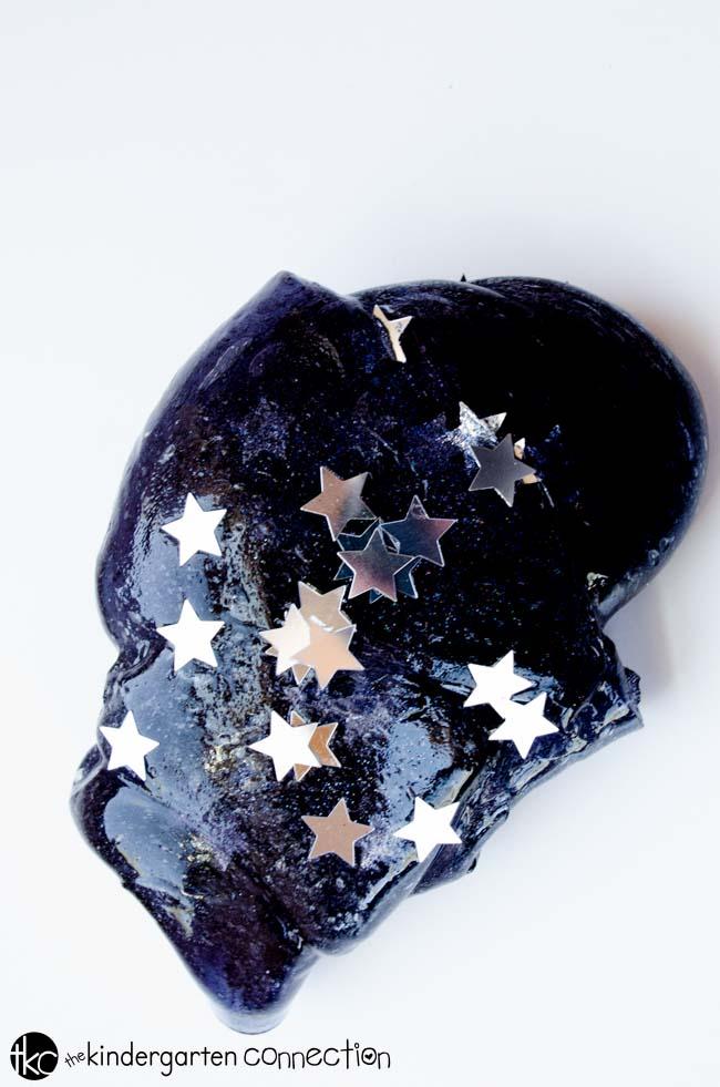 Starry Night Sky Slime