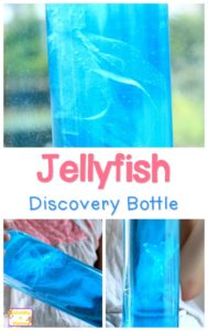 Make Your Own Jellyfish Discovery Bottle