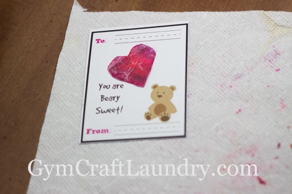 Crayon-Art-Printable-Valentines-Card gym craft laundry