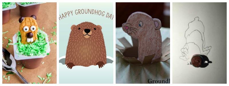 groundhog's day activities