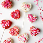Valentine Heart Cake Pops