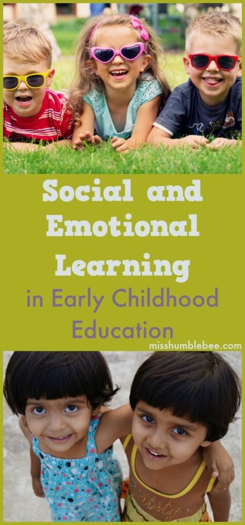 Social and emotional learning are vital to a child's future success. Here's why.