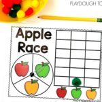 Apple Math Graph Game
