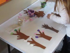 Four Seasons Sticky Table