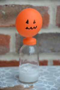"""Self-Inflating"" Jack O'Lantern Balloon"