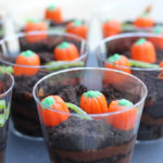 Pumpkin Patch Dirt Cups