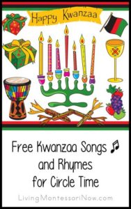 Kwanzaa Songs and Rhymes